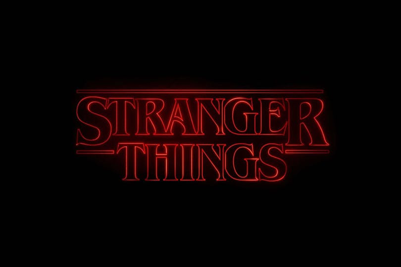 Stranger Things: en av många framgångsrika Netflixserier.