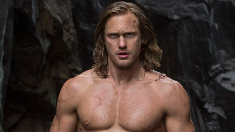 "Alexander Skarsgård i ""The Legend of Tarzan""."
