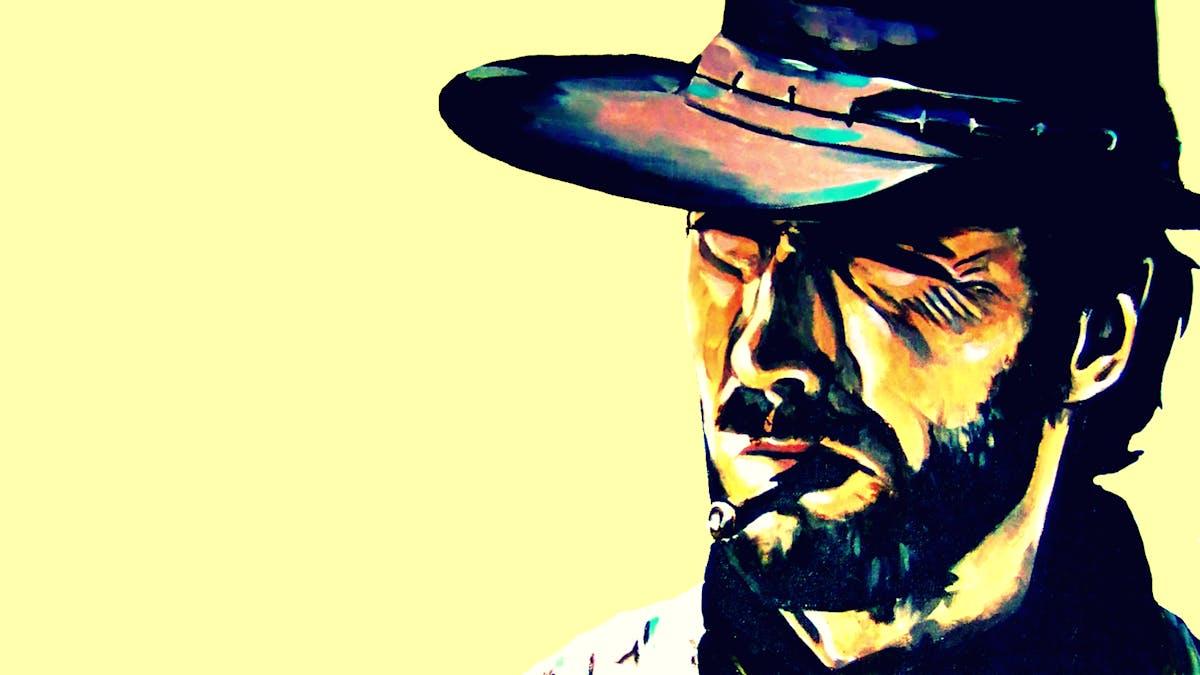 Porträtt: Clint Eastwood (1930-)