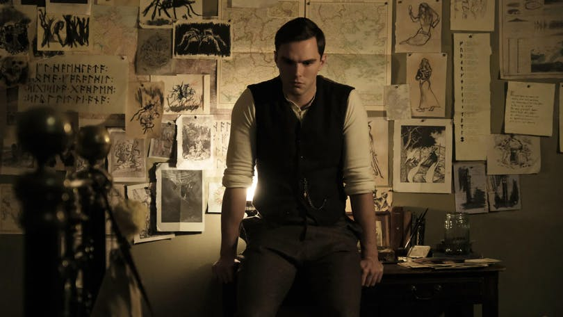 "Nicolas Hoult i ""The Intruder""."