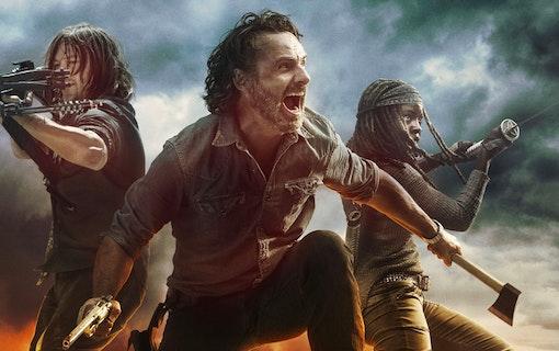 Senaste nytt om Walking Dead-filmen
