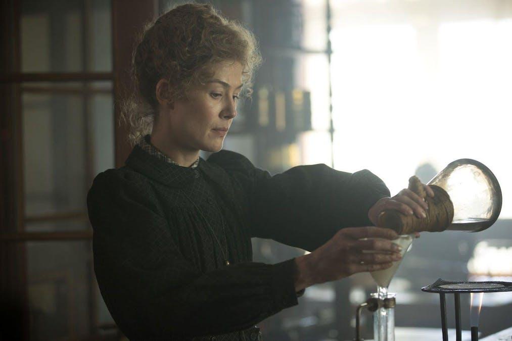 Marie Curie. Foto: SF Studios