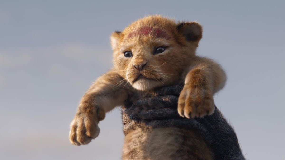 Lejonkungen.