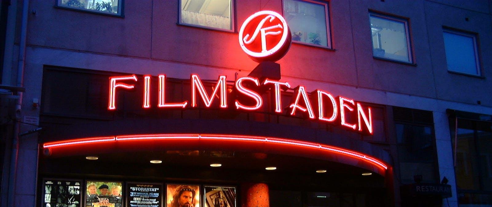 EXTRA: Filmstaden öppnar i sommar