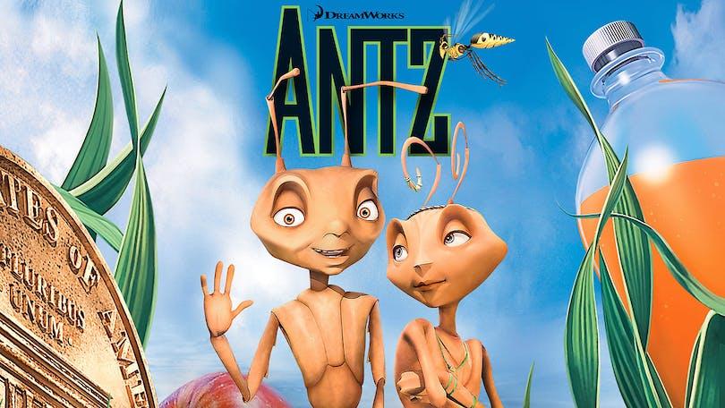 Antz cover