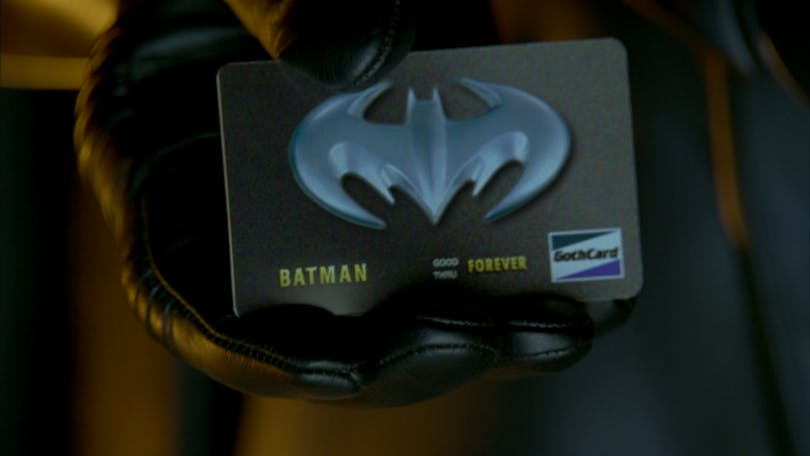 Batman kort