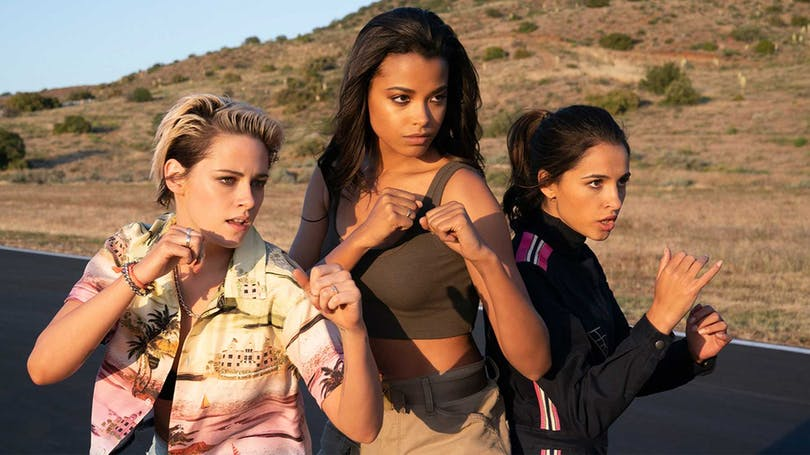 Tjejerna i Charlie's Angels. Foto Sony Pictures Releasing.