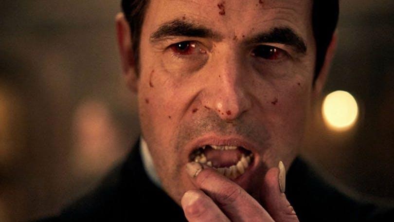 Claes Bang i Netflix Dracula
