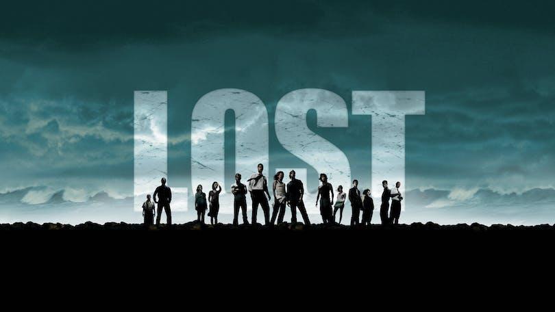Lost på Viaplay.