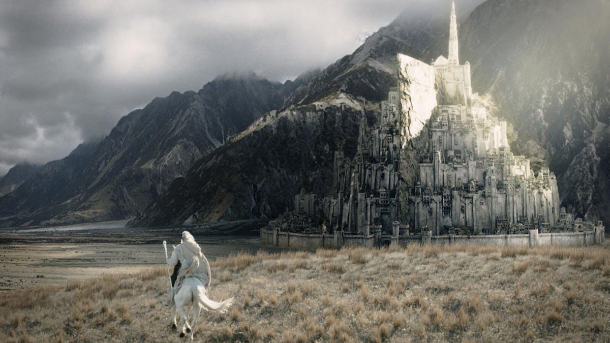 Bild från Sagan om konungens återkomst. Foto: Viaplay