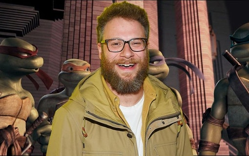 Seth Rogen bakom nästa Ninja Turtles-film