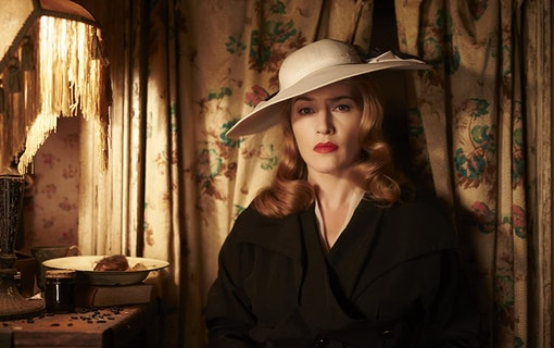Bild på Kate Winslet från filmen The Dressmaker. Foto: Ben King, Broad Green Pictures.
