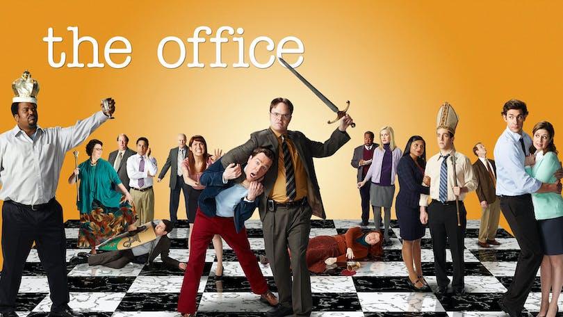 Se The Office på Viaplay.