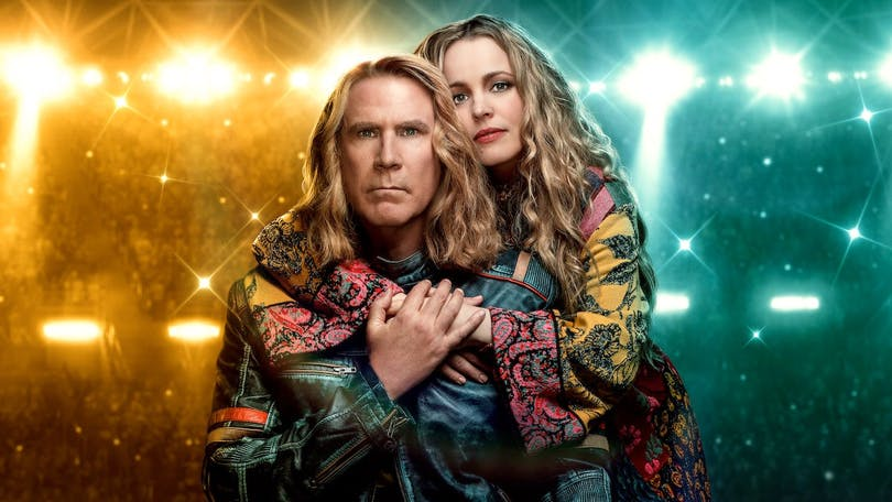 "Will Ferrell och Rachel McAdams i ""Eurovision Song Contest: The Story of Fire Saga""."