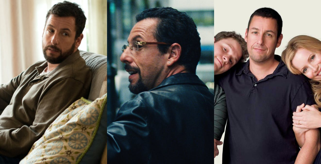 De bästa filmerna med Adam Sandler