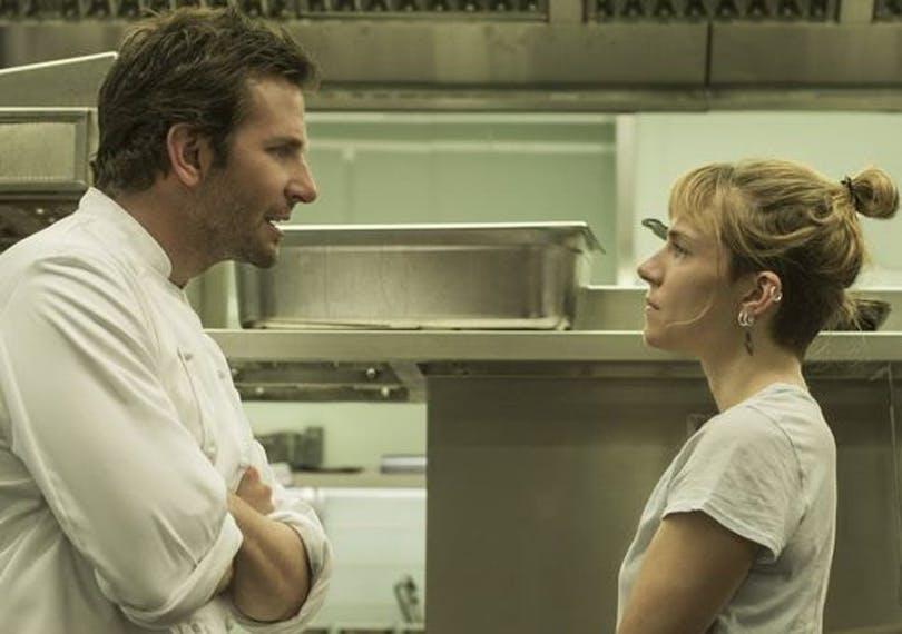 """Bradley Cooper i """"Burnt""""."""