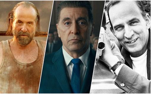 Peter Stormare, Al Pacino, Ingmar Bergman
