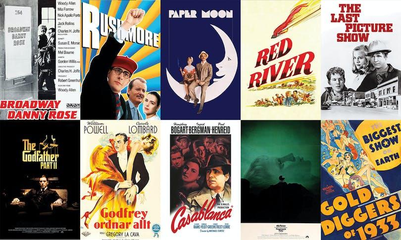 Everdahl & Karlssons film TV favoritfilmer