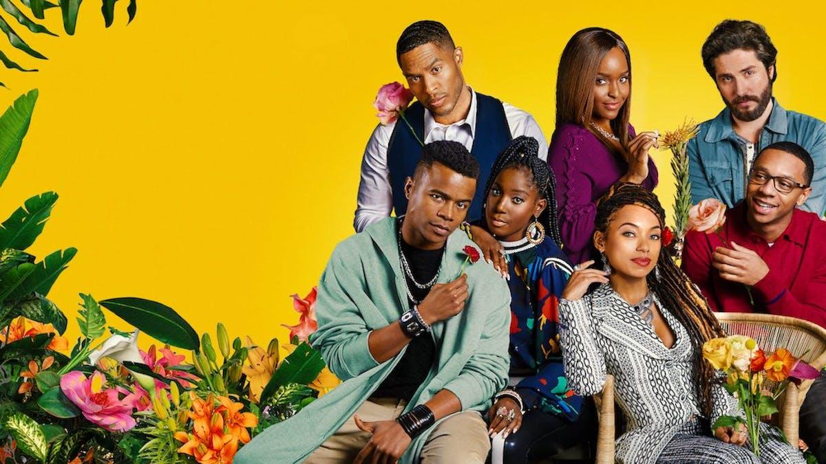 Serier om svarta människor växer i USA