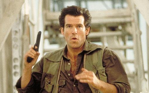 Pierce Brosnan gör science fiction-thriller