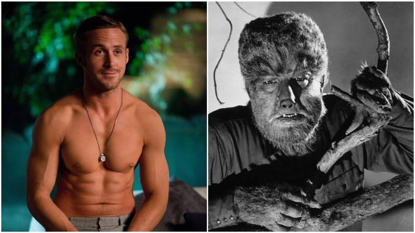 Ryan Reynolds The Wolfman