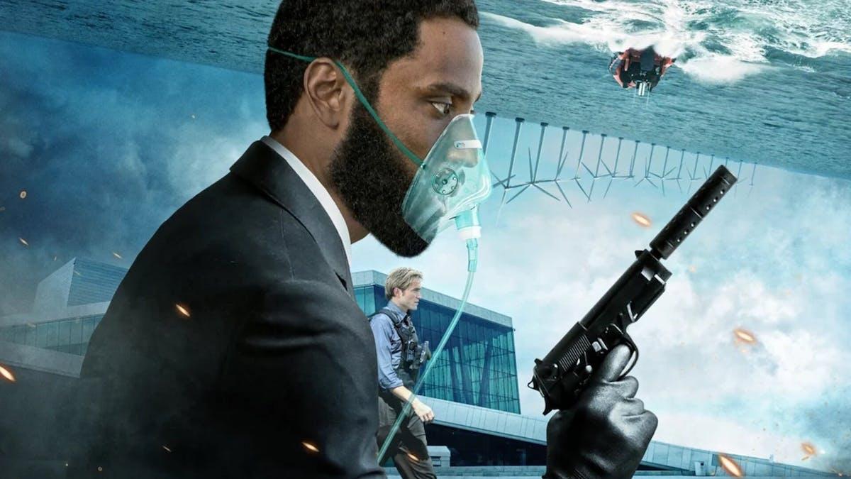 Christopher Nolans Tenet skjuts upp på nytt