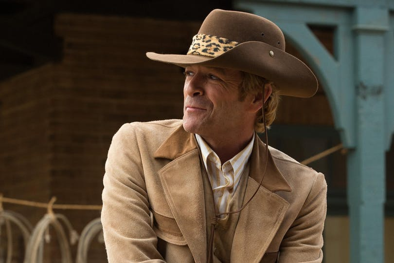 Luke Perry i Once Upon a Time in Hollywood
