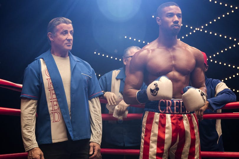 Michael B. Jordan i Creed