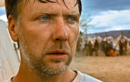 Mikael Persbrandt har huvudroll i Dalles storfilm