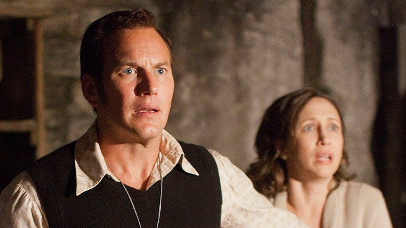 "Patrick Wilson i ""The Conjuring""."