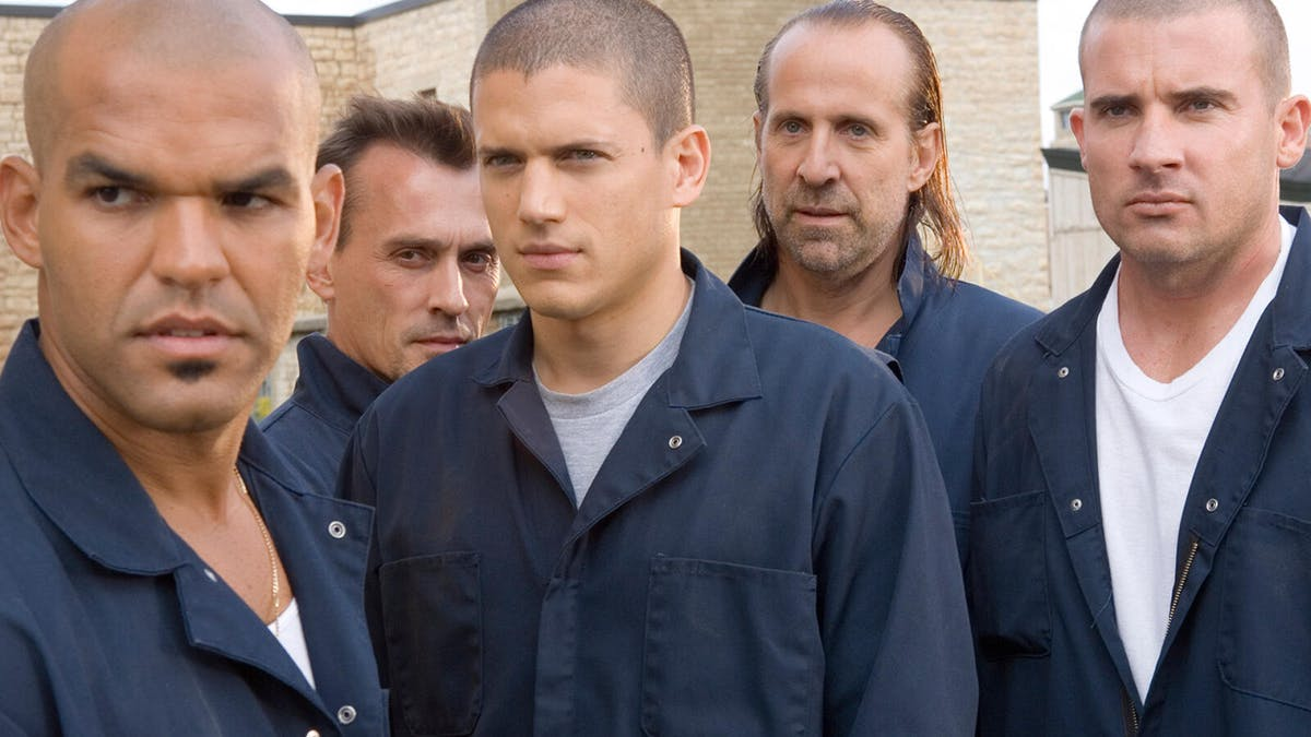 Wentworth Miller hoppar av Prison Break