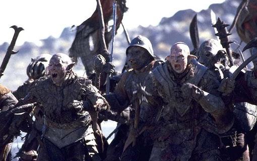 Sagan om Ringen-serien tog bort hånad statistannons