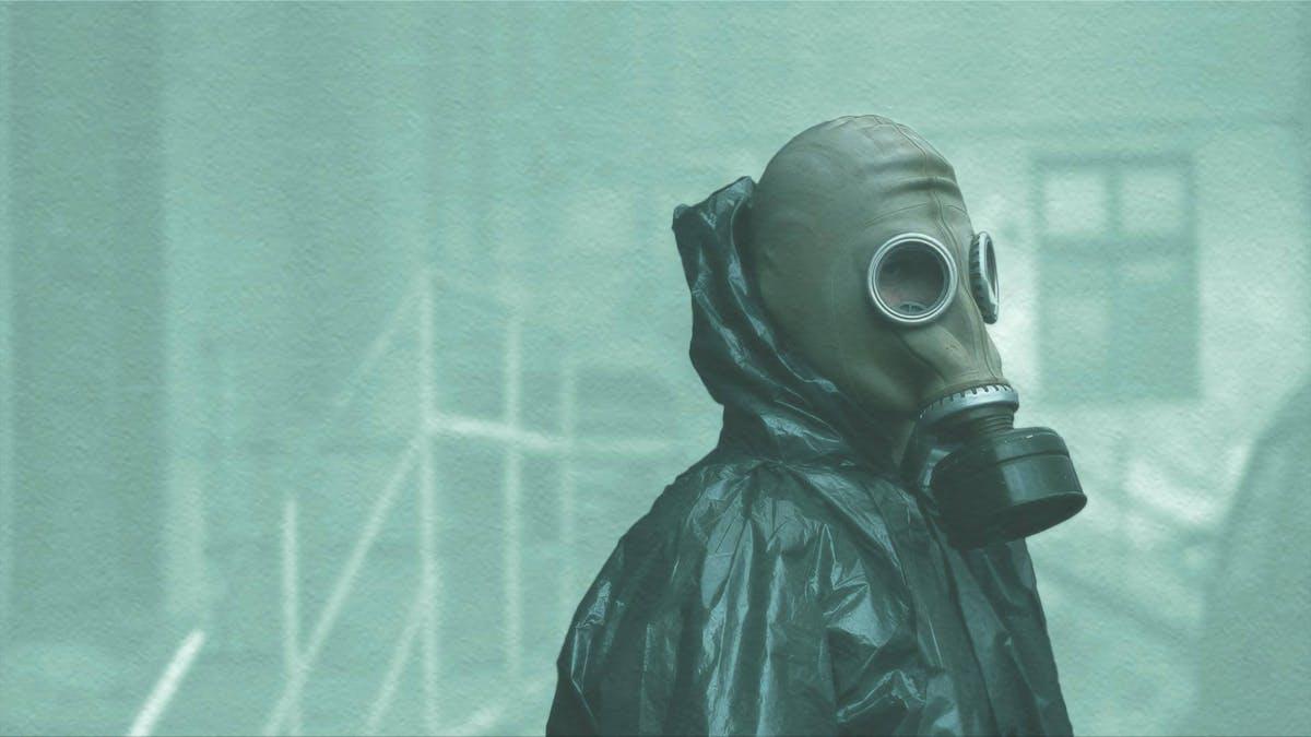 Serien Chernobyl.