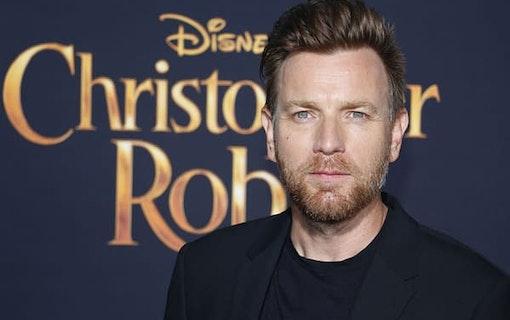 Ewan McGregor uppdaterar oss om nya Pinocchio