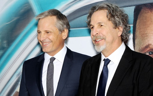 Viggo Mortensen och Peter Farrelly.