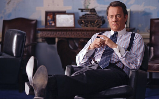 Tom Hanks i Charlie Wilson's War.