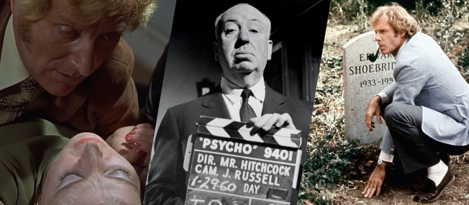 10 Hitchcockfilmer de flesta inte sett