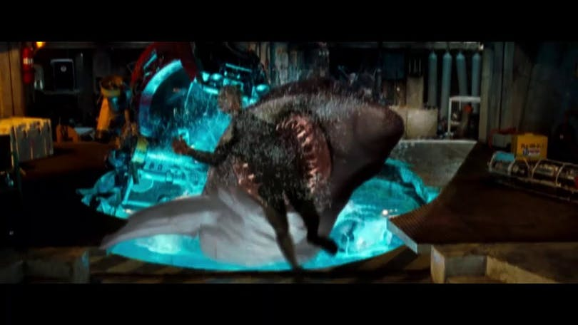Deep Blue Sea CGI 1