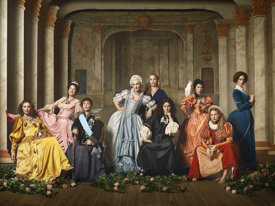 Drottningarna – ny storsatsning på TV4 och C More