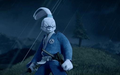 Usagi Yojimbo.