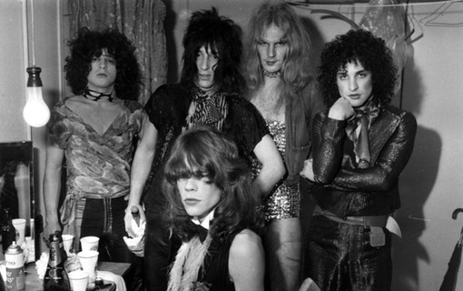 New York Dolls.