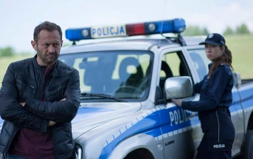 Poliserna i Signs. Foto: Netflix.