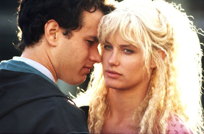 Tom Hanks och Daryl Hannah i Splash.