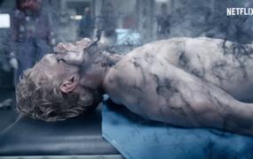 Rasmus och viruset i The Rain. Foto: Netflix.