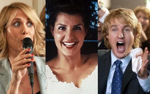 Bröllopsfilmer – Bröllopskaos på vita duken