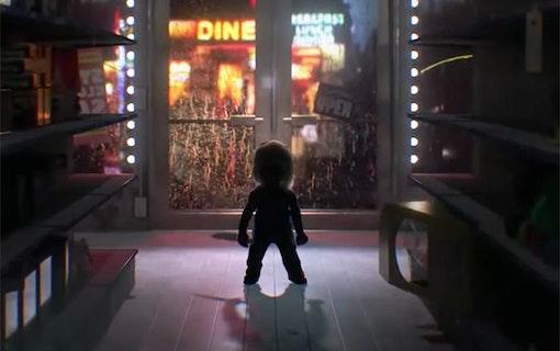 Se teaser till Chucky serien