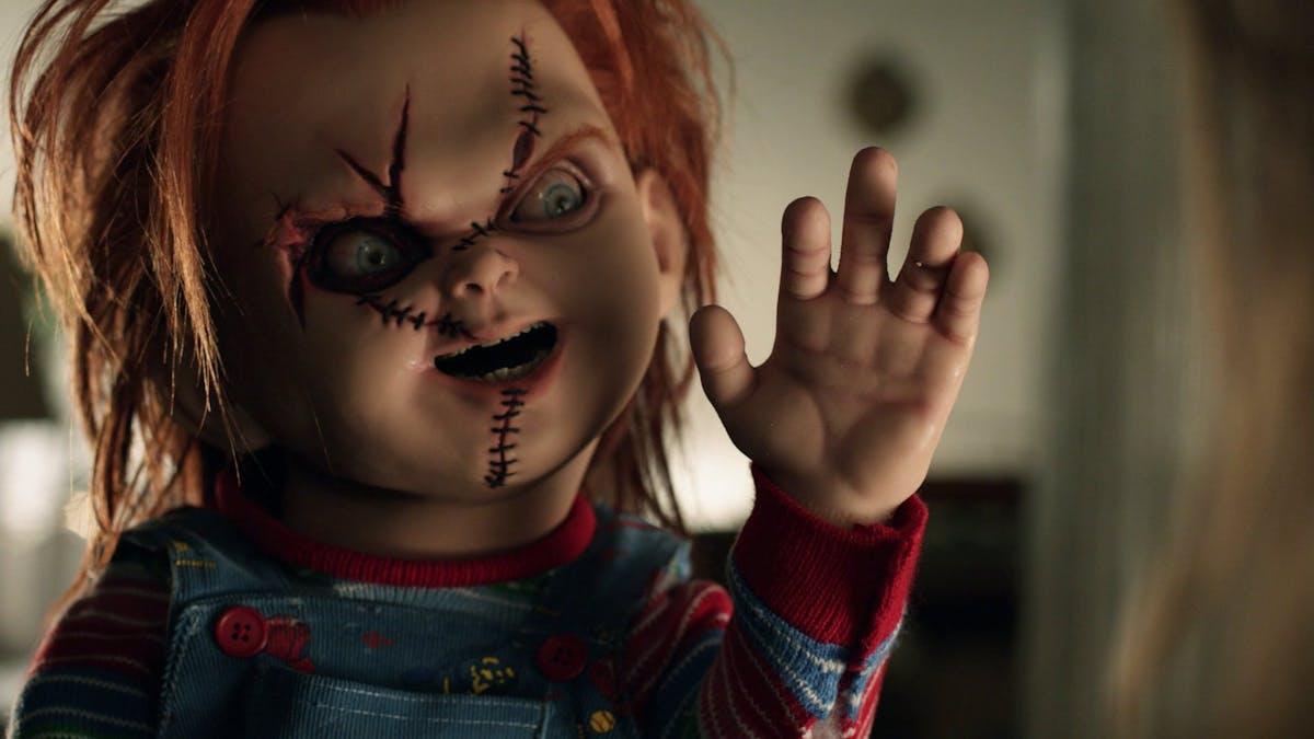 Trailerpremiär för Chucky-serien