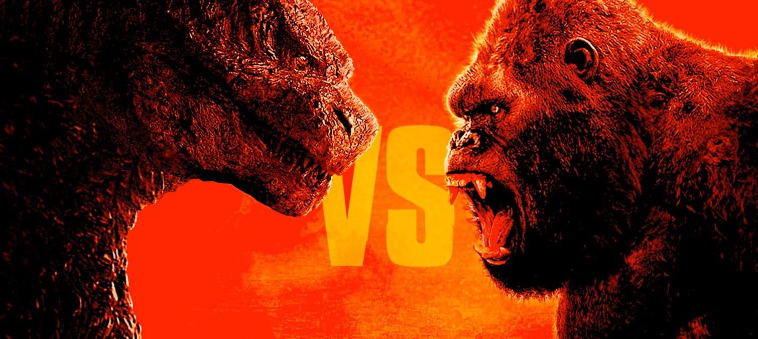Se första bilden från Godzilla vs Kong