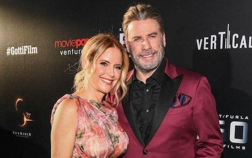 John Travoltas fru Kelly Preston är död
