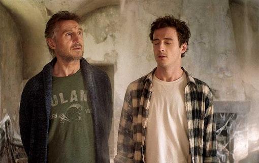 Trailer: Liam Neeson som konstnär på genomresa